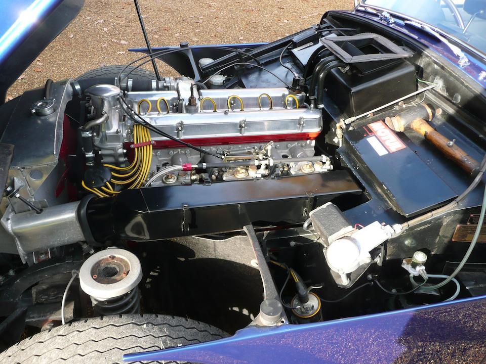 1958 Aston Martin DB MkIII Saloon  Chassis no. AM300/3/1591 Engine no. DBA/1228