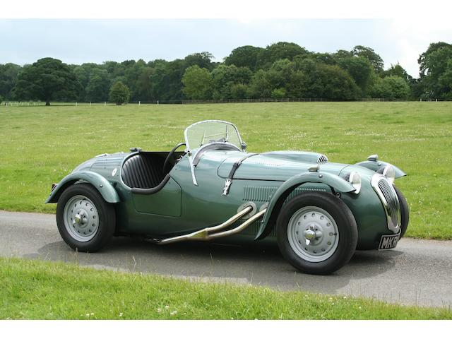 1950 Frazer Nash Le Mans Replica Recreation  Chassis no. WOK3 Engine no. 85C/109