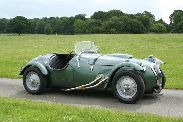 1950 Frazer Nash Le Mans Replica Recreation  Chassis no. WOK3 Engine no. 85C/109