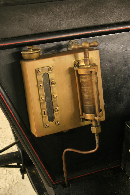 c.1894/5 Gladiator 2 ½ hp Vis-à-vis Petite Voiturette