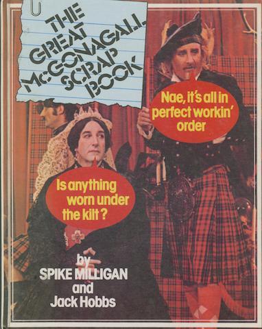 M'GONAGALL (WILLIAM) M'Gonagall Collection, Facsimile Edition,