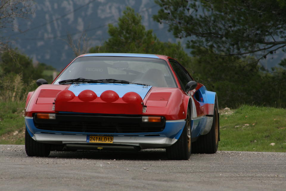 1976 Ferrari 308 GTB GR4 Michelotto  Chassis no. 20373