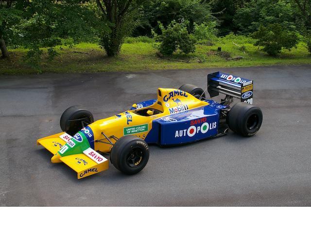 1990 Benetton B190/191,