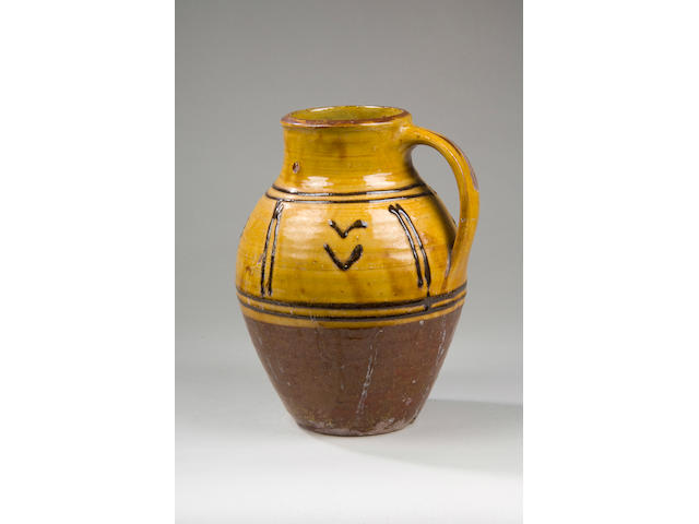 Michael Cardew a Winchcombe Pottery Jug Height 25.5cm (10in.)
