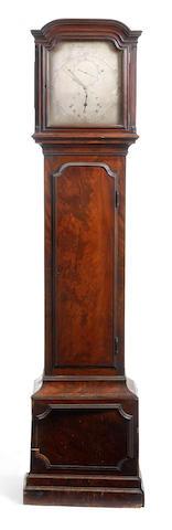 A very rare late 18th century mahogany regulator Pendleton, London