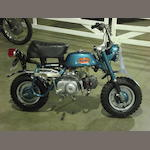 1972 Honda 49cc Z50A 'Monkey Bike'  Frame no. Z50A 406017 Engine no. Z50AE 457755