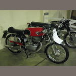 1970 MV Agusta 125 GTL  Frame no. 660285 Engine no. 658078