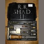 A Rolls-Royce Silver Shadow II tool kit,