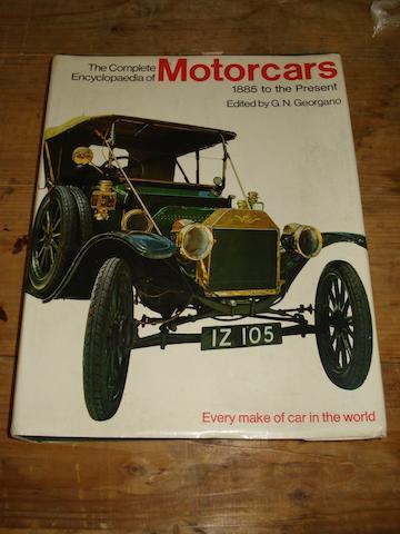 Georgano: The Complete Encyclopedia of Motorcars,