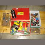 Assorted 1930s-1950s Meccano,