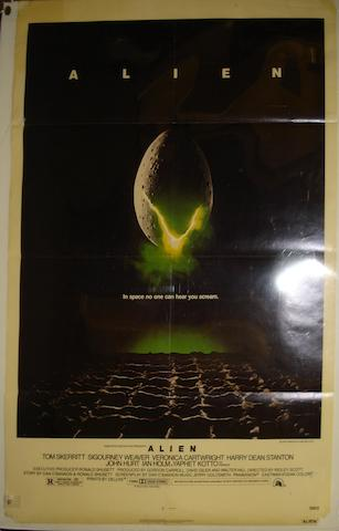 Alien, Twentieth Century Fox, 1979, 2