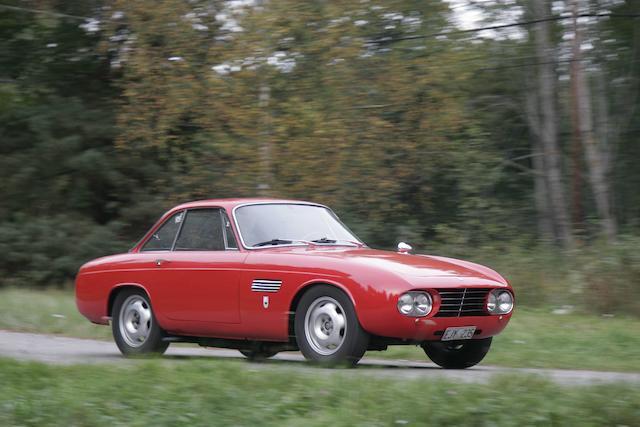 One of 24 built,c.1961 OSCA 1600GT Coupé  Chassis no. 00103 Engine no. 00103