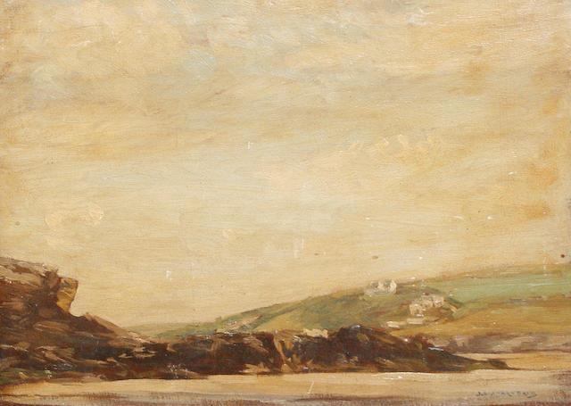 J Barnard Davis Landscape