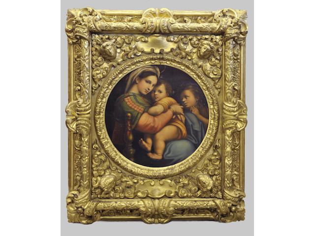 After Raffaello Sanzio, called Raphael