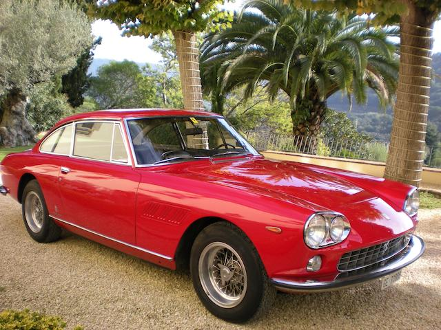 1964 Ferrari 330GT 2+2 Berlinetta  Chassis no. 6219 Engine no. 6219