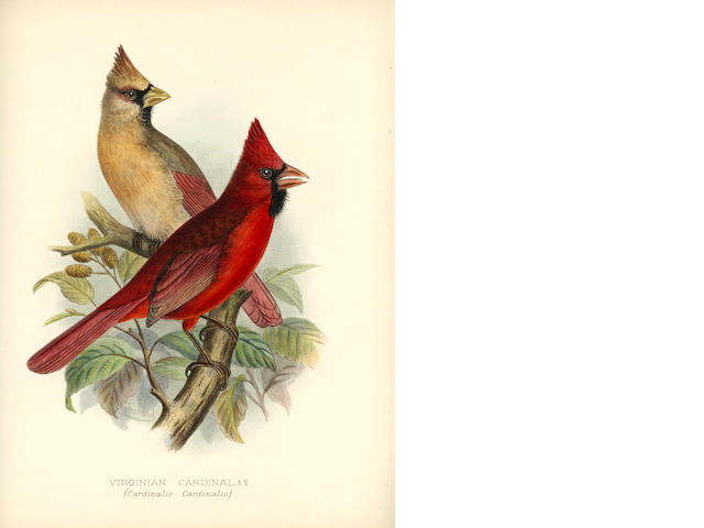 BUTLER (ARTHUR GARDINER) Foreign Finches in Captivity