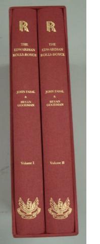 John Fasal & Bryan Goodman: The Edwardian Rolls-Royce;