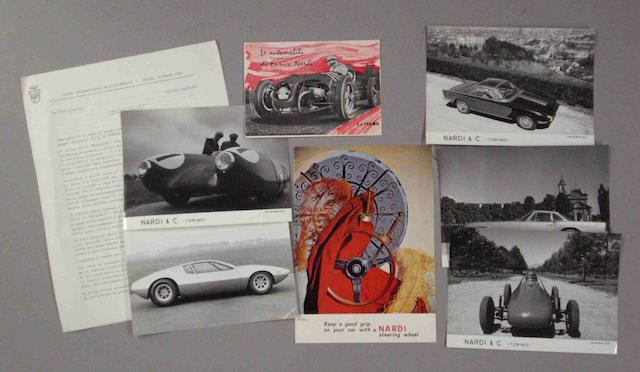 A selection of mainly Nardi related literature,