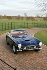 1961 Ferrari 250 GT SWB,1961 Ferrari 250GT SWB 'Alloy' Berlinetta  Chassis no. 2501GT Engine no. 2501
