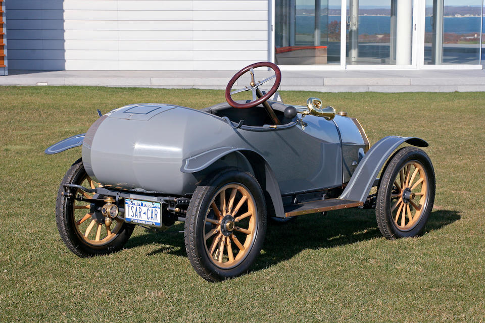 4th Oldest surviving Bugatti, supplied new to St. Petersberg,1913 Bugatti Type 13 '8 valve' Two Seater  Chassis no. 442 Engine no. 84