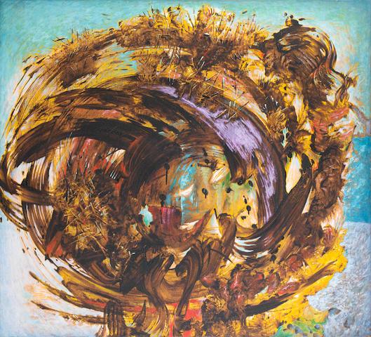 Alexis Preller (South African, 1911-1975) Alexander Kouros
