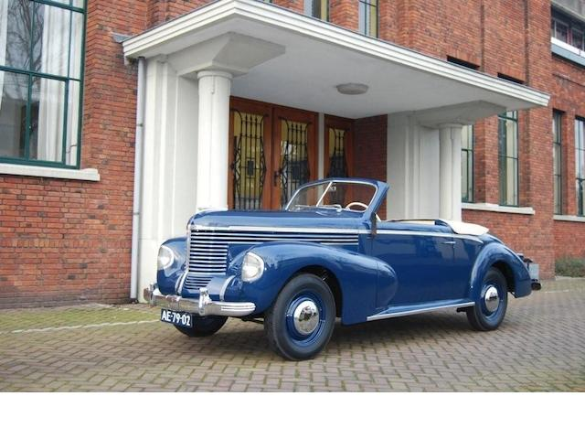 1939 OPEL KAPITAW ROADSTER