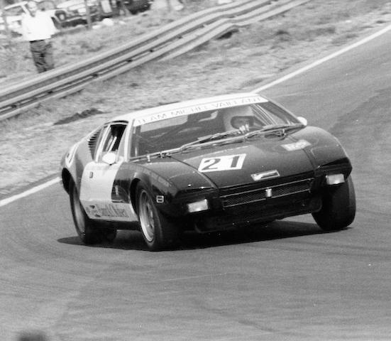 1973 DE TOMASO PANTERA GP3