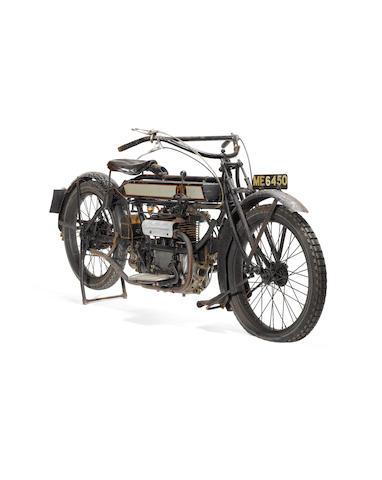 1922/3 FN 4 Cyclinder,