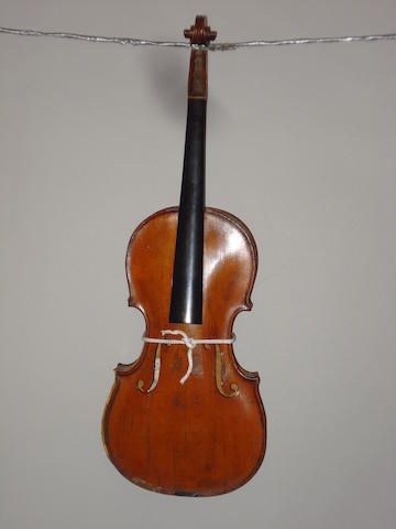 A French Violin, circa 1800
