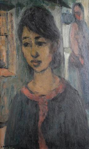 Alexander Rose-Innes (South African, 1915-1996) 'Melancholy'