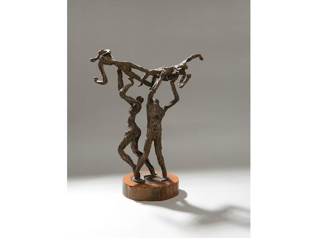 Leon Underwood (British, 1890-1975)Weightless Rythym