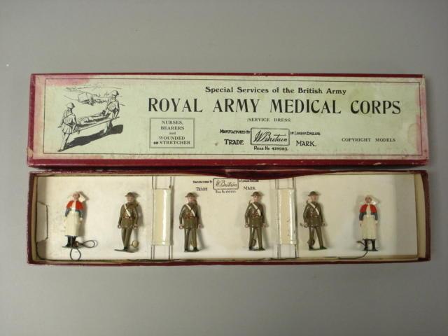 Britains set 1723, Royal Army Medical Corps 8