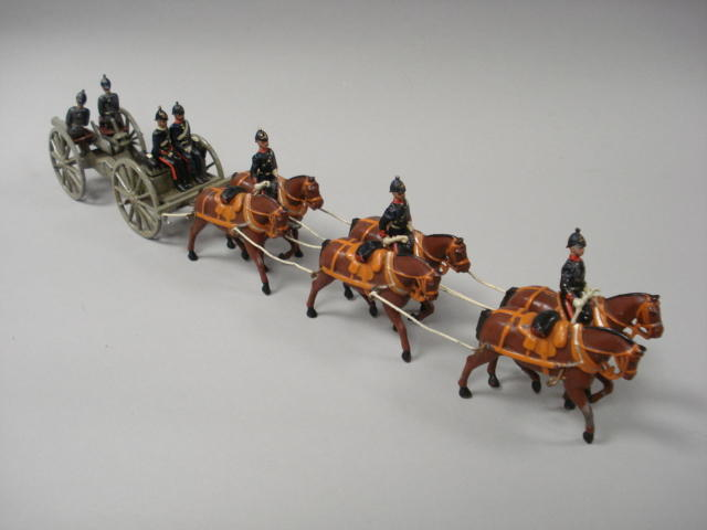 Britains set 144, Royal Field Artillery 12