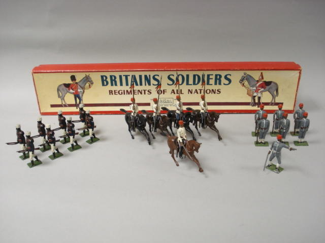 Britains set 115, Egyptian Cavalry 20