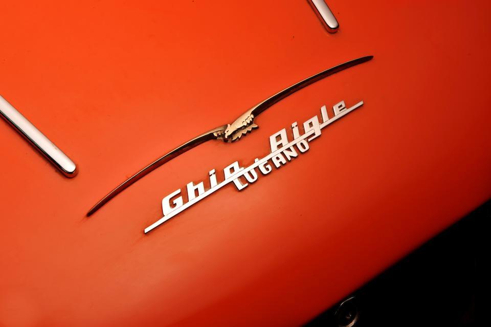 "1958 ALFA ROMEO 1900 GHIA AIGLE ""Boat Car"",1956 Alfa Romeo 1900C Super Sprint Barchetta  Chassis no. AR1900C 10098"