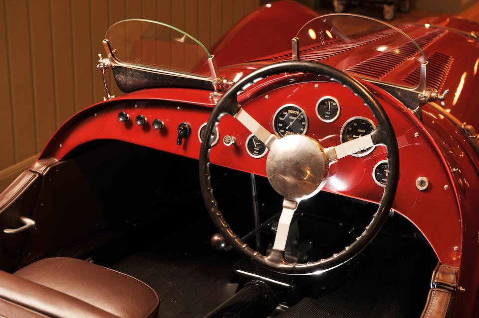 c.1932 Alfa 1750 6C Spyder Recreation  Chassis no. 8613270