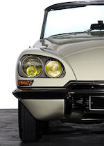 1973 Citroen DS23 ie,