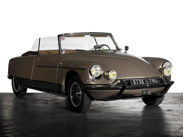 "1966 Citroen DS21 ""Palm Beach"","
