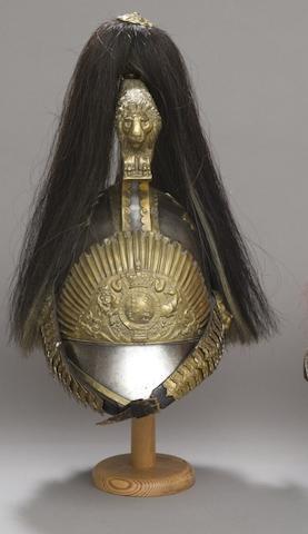 North Shropshire Yeomanry Cavalry Helmet 1837-50