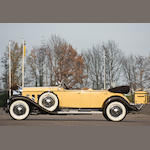 1931 CADILLAC ALL WEATHER PHEATON