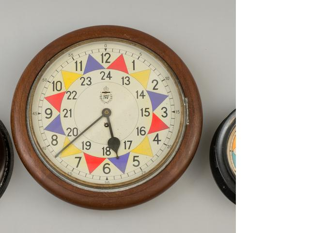 An RAF Sector clock