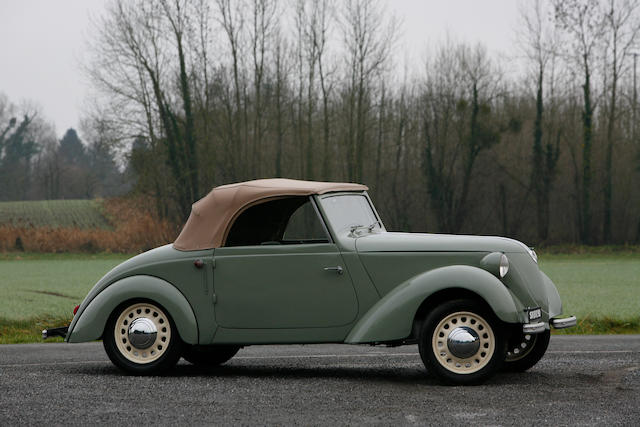 1941 CGE Type TB Cabriolet  Chassis no. 72