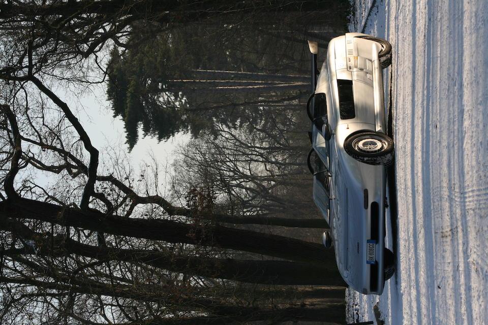 65 kilometres from new,1993 Italdesign Aztec Barchetta  Chassis no. ZA9T1P03A00D50018