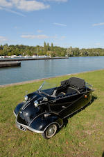 1963 Messerschmitt KR201 Roadster  Chassis no. 79846