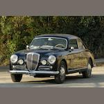 The ex-Turin Motor Show,1955 Lancia Aurelia B20 4th Series Coupé  Chassis no. B20S 1134 Engine no. B20 4146