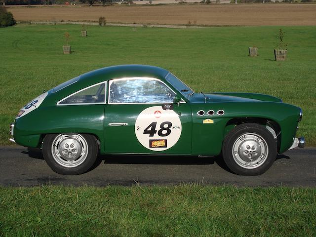 1953 DB Panhard Coupe  Chassis no. 853 782