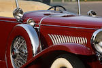 Pebble Beach Concours, 'Best of Show',1929 Duesenberg Model J Convertible Coupé  Chassis no. 2239 Engine no. 2239