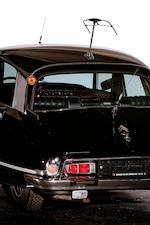1972 Citroen Citroën DS 21 Prestige  finition Chapron ex Philippe Bouvard  Chassis no. 4660218