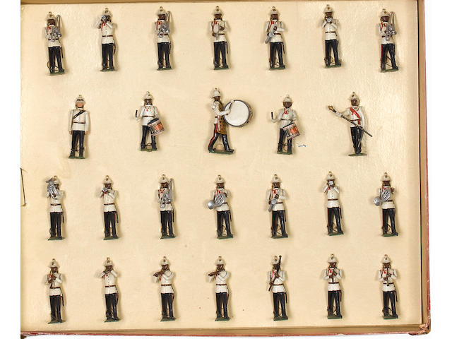 Britains set 2186, Band of the Bahamas Police 26