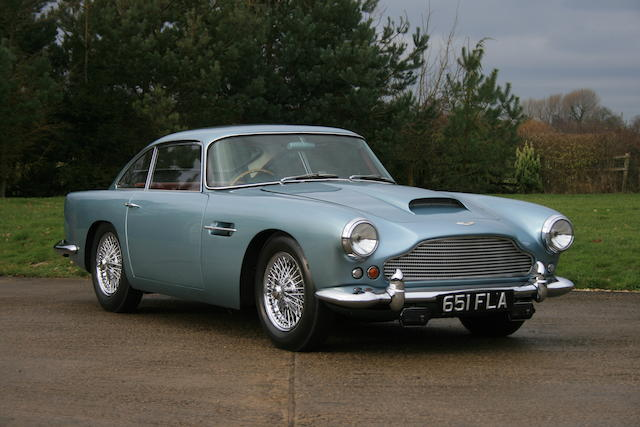 1960/61 Aston Martin DB4 Series II